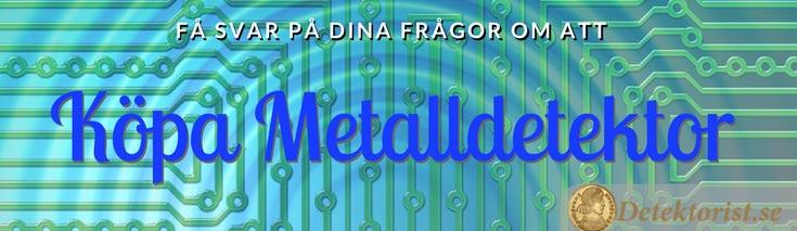 Köpa Metalldetektor detektorist