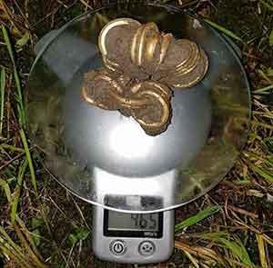 metalldetektor i Norge ringa på våg