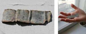 detektoristfynd blyamulett från Danmark