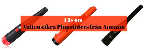Pinpointer-under-vattnet Köpa Pinpointer