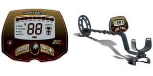 Bounty hunter Metal detector best in test