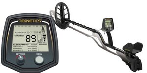 Metal detector best in test Teknetics T2