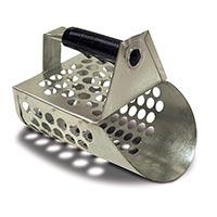 Sandskopa- övrig utrustning