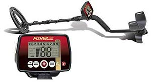 Fisher F22 Buying a metal detector