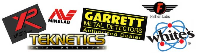 Logos for Buying a metal detector
