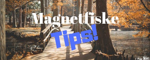 Magnetfiske tips