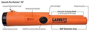 Garrett pro pointer Köpa Pinpointer