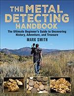 Metal detecting handbook Böcker om Metalldetektorer