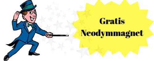 Neodymmagnet-Gratis